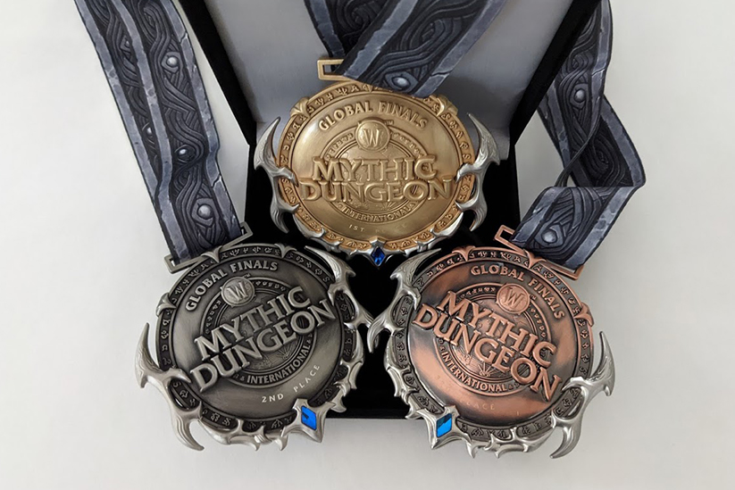 MDI Season 1 Global Champions!