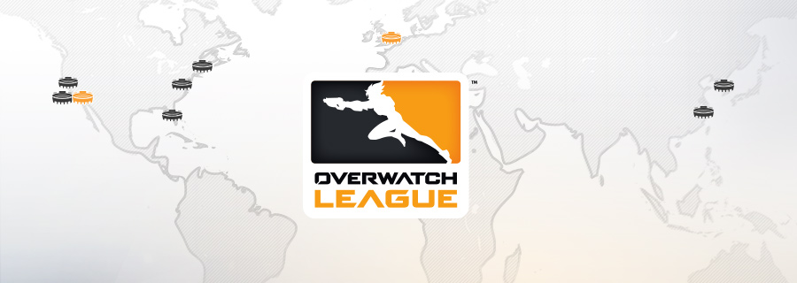The Overwatch League™ Welcomes London, second Los Angeles team.
