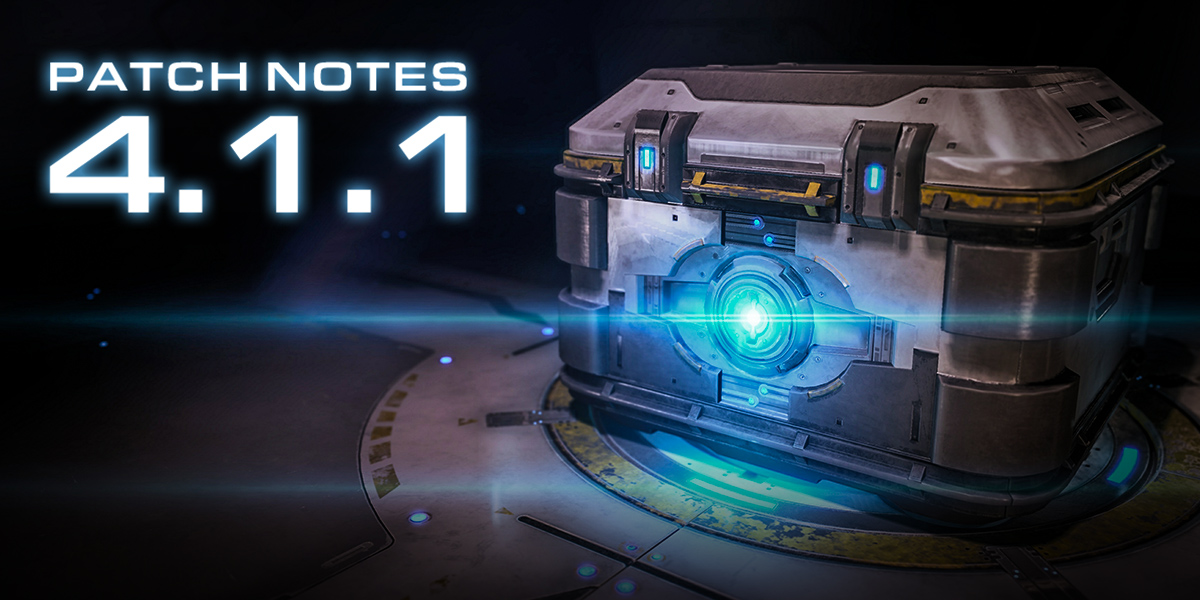 StarCraft 4.1.1 Patch Notes