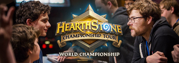 Celebrating Hearthstone at the HCT World Championship