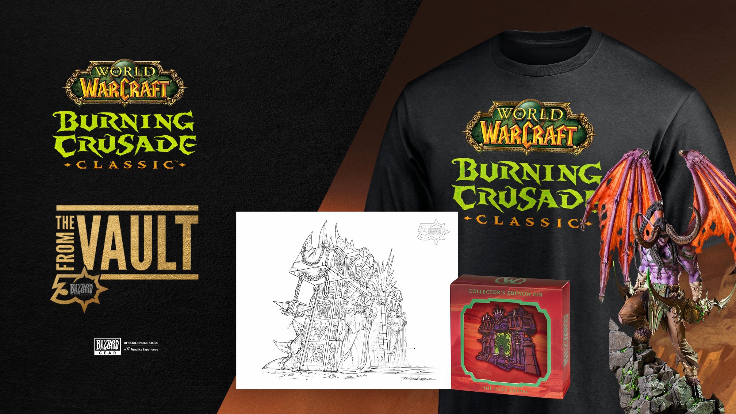 Burning Crusade Box Art