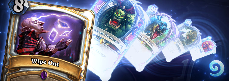 Hearthstone Closed Beta Patch Notes