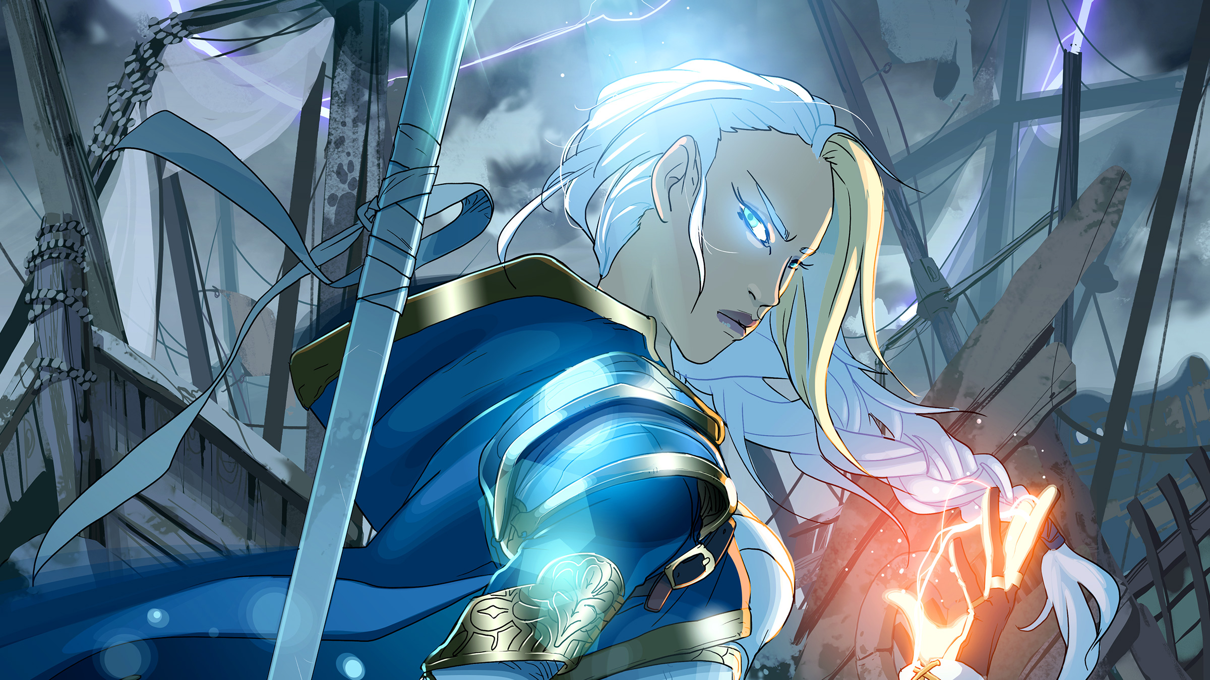"New Comic: World of Warcraft: Battle for Azeroth #1 — Jaina: ""Reunion"""