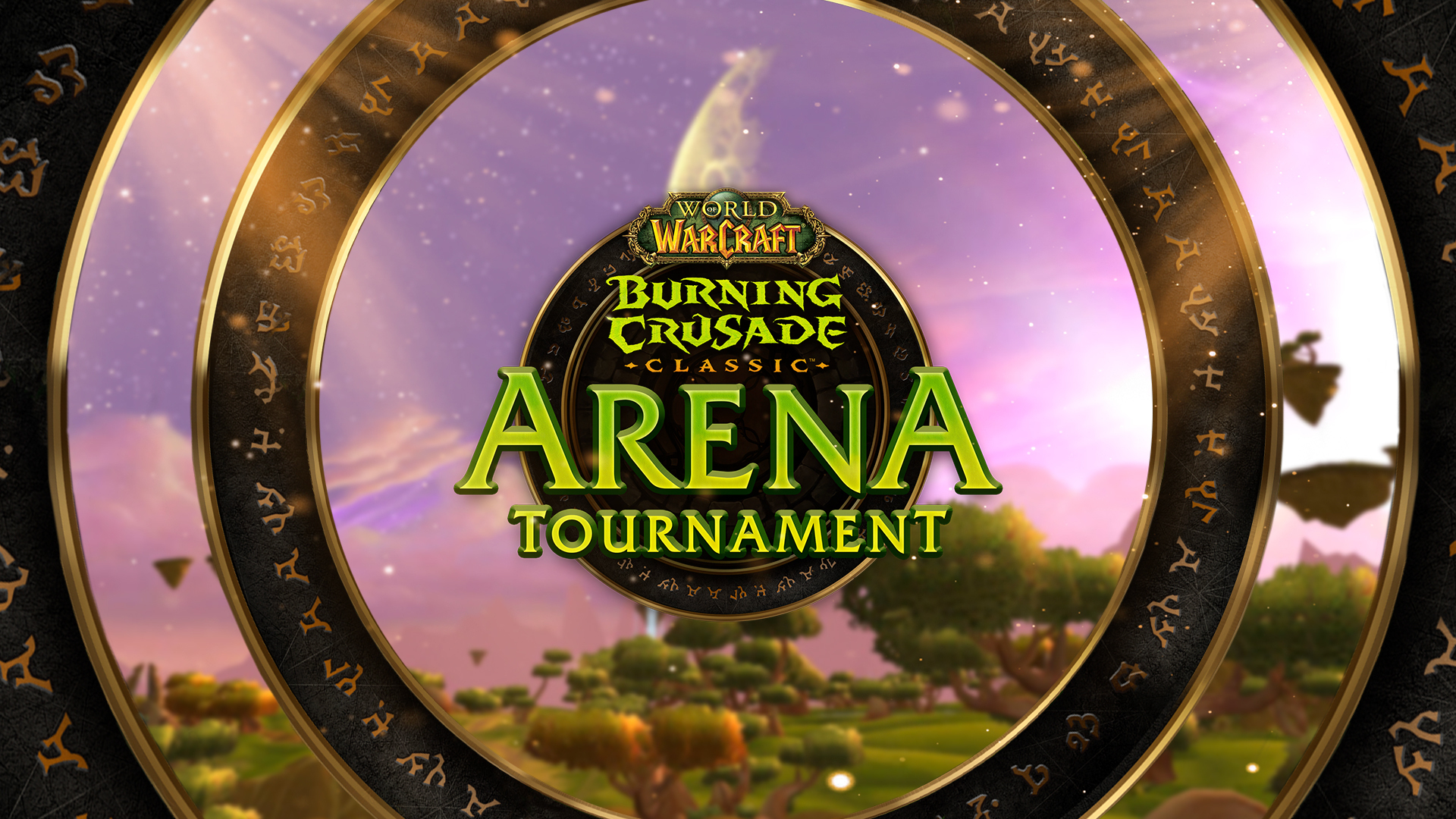 Burning Crusade Classic Arena Tournament Begins on Friday!