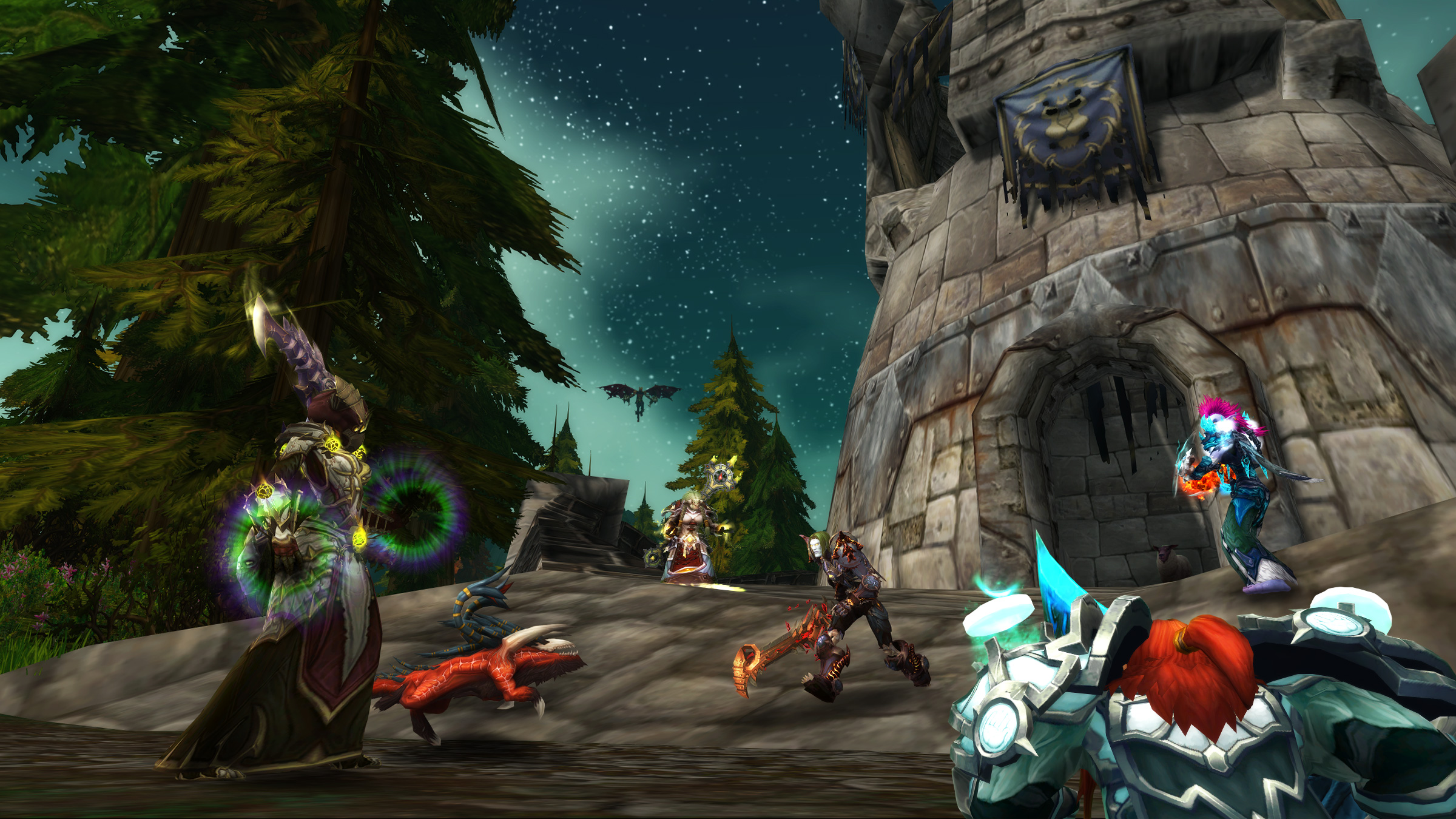 Shake Up the Battlegrounds with PvP Brawls: Tarren Mill vs. Southshore