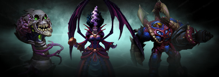 Hallow's End 2014 Skins