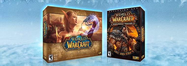 'Tis the Season! Give the Gift of WoW – 75% Off