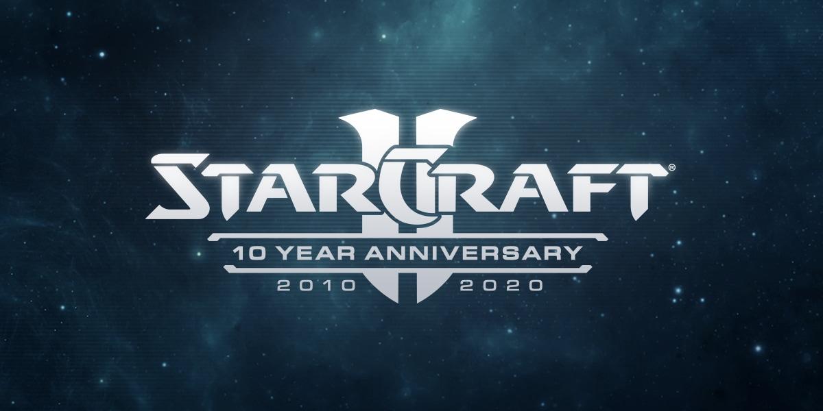 Starcraft Ii 10th Anniversary Game Updates Starcraft Ii