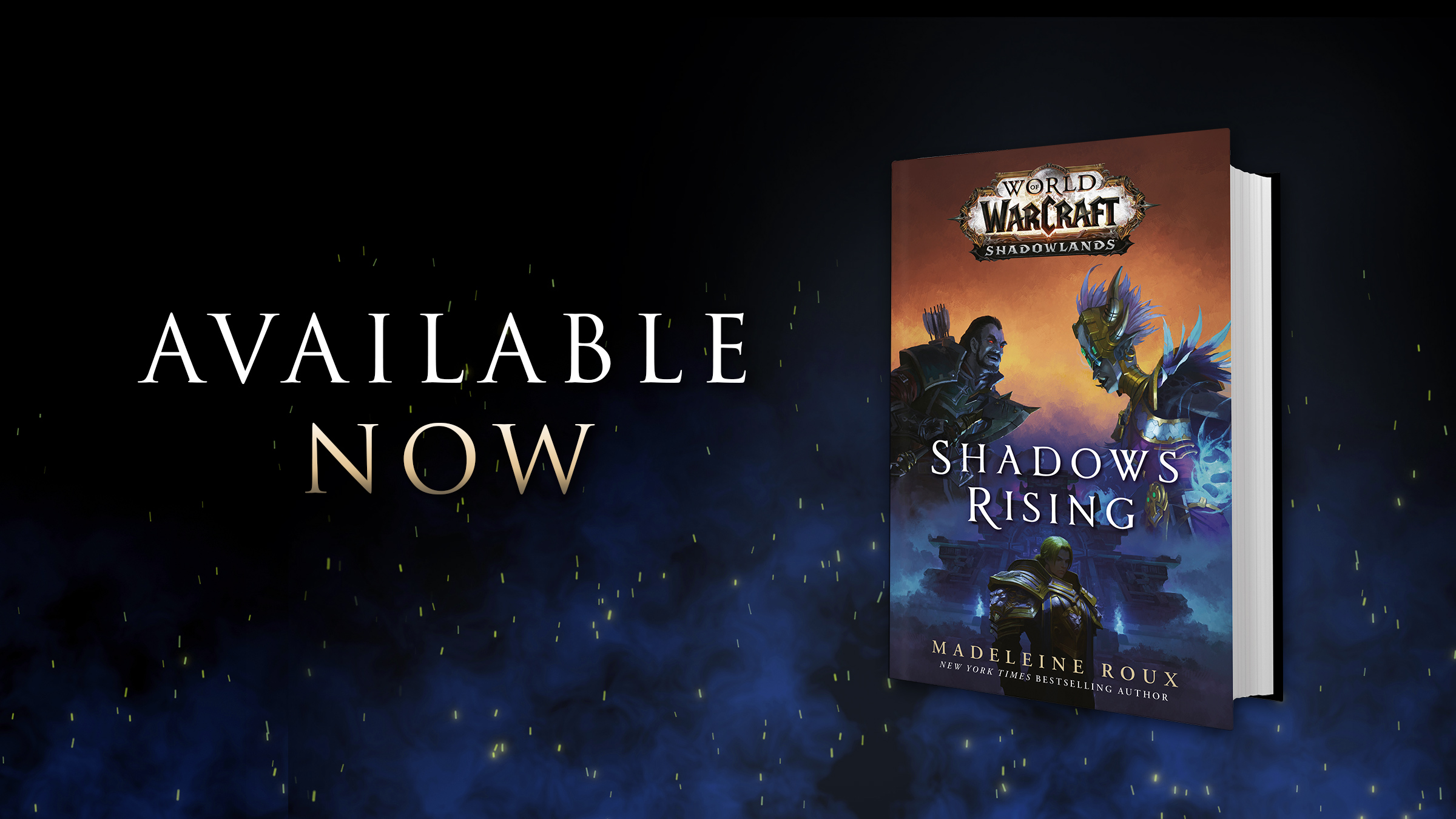 Shadows Rising Now Available