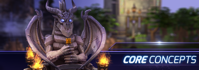 CORE CONCEPTS: INTRODUCTION TO HEROES OF THE STORM