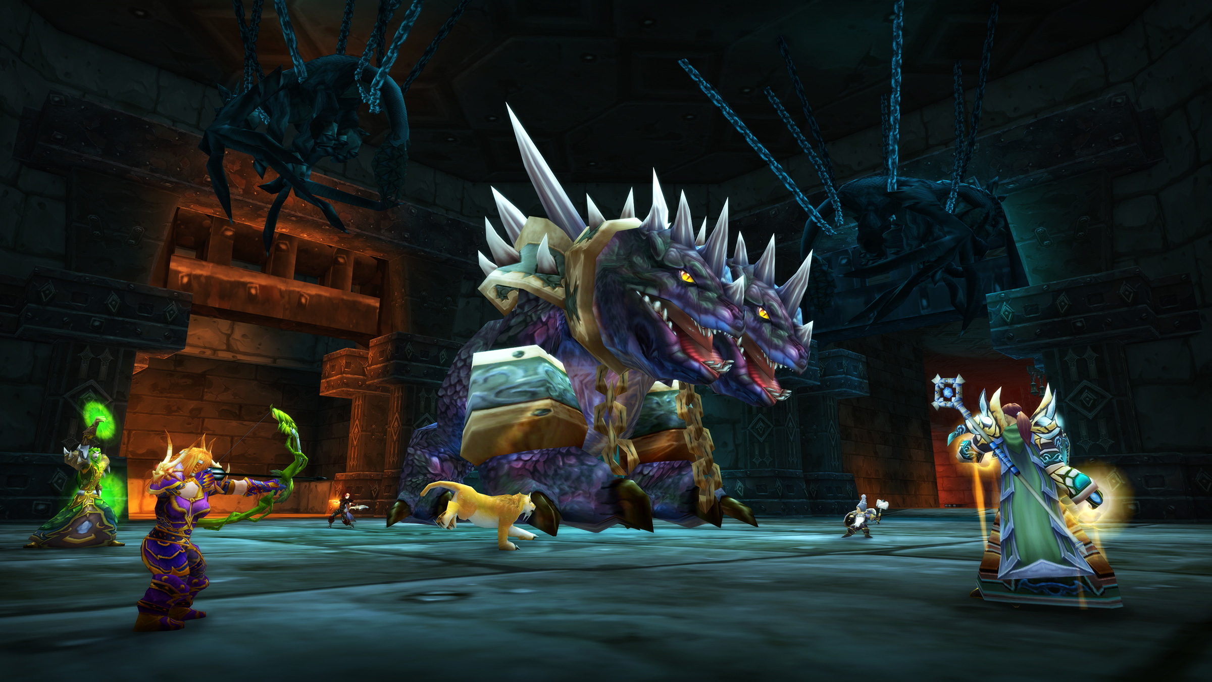 WoW Classic: Descend Into the Depths of Blackwing Lair
