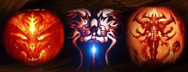 2012 Pumpkin Contest Winners Diablo Iii