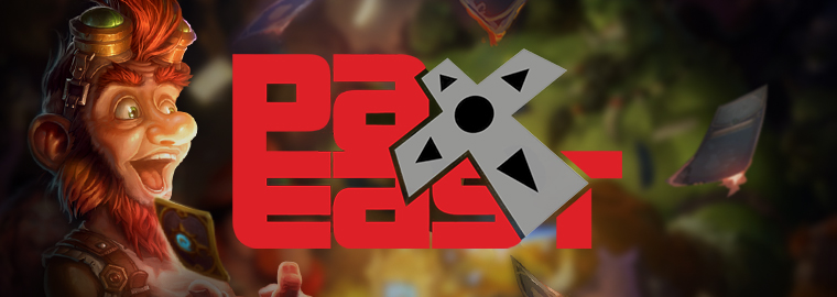 Blizzard at PAX East 2014!