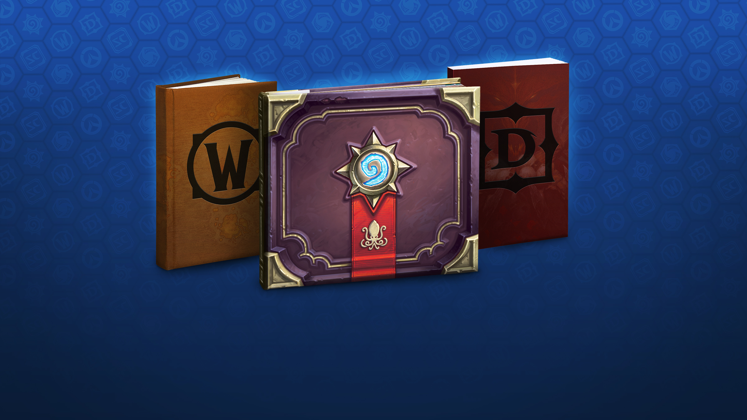 Four New Collectible Blizzard Books are in the works