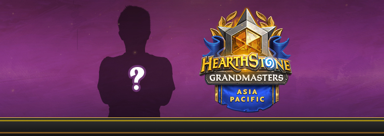 Meet Your Asia-Pacific Hearthstone Grandmasters