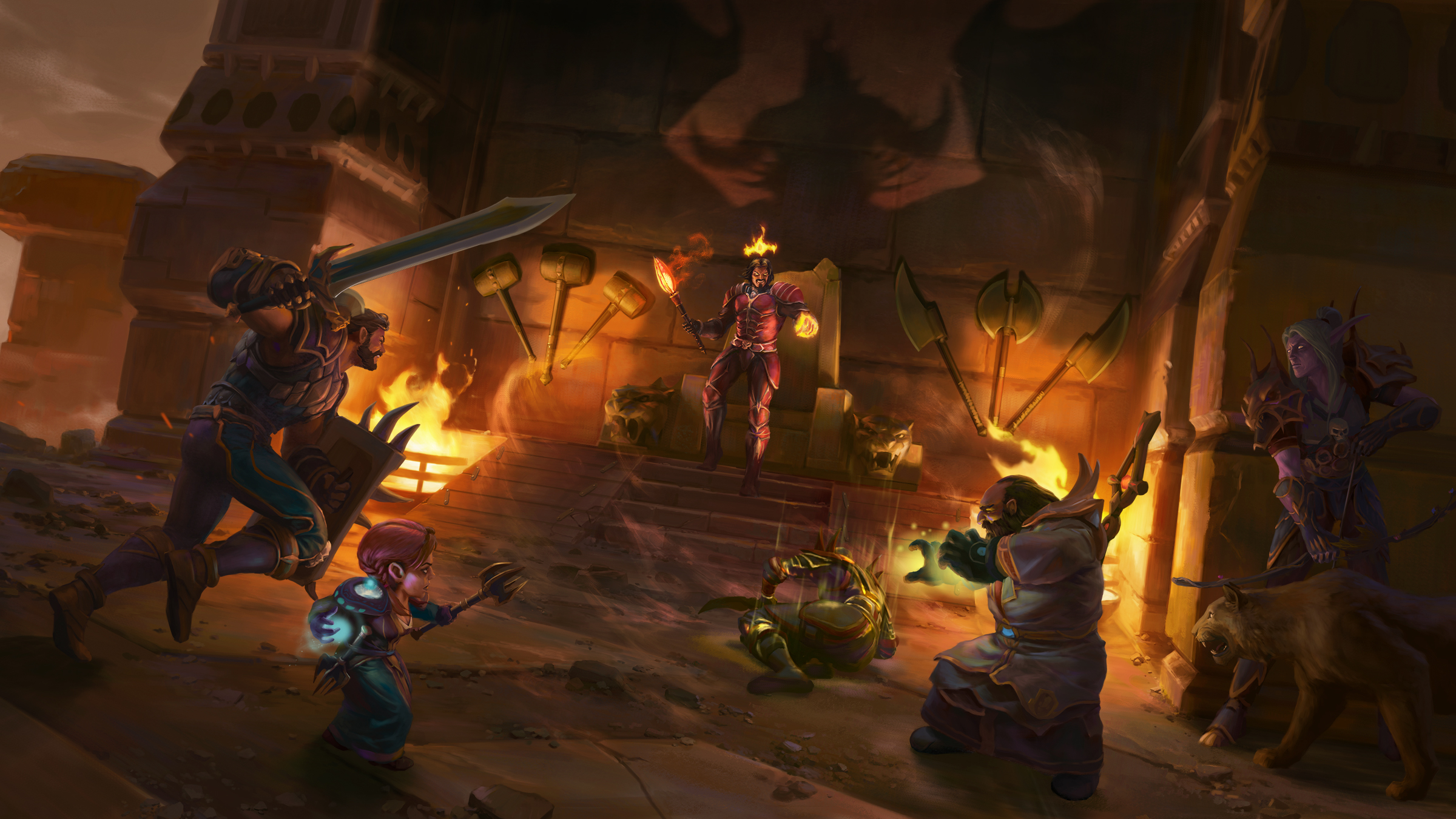 WoW Classic: Blackwing Lair and More Now Live!