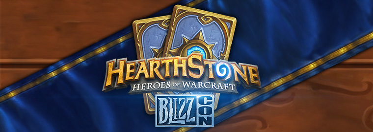 Hearthstone™ and the Community Corner at BlizzCon®!