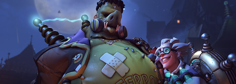 Heroes Beware Overwatch Halloween Terror Begins Today And