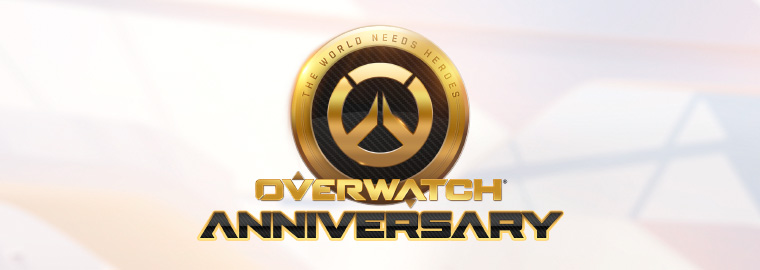 Join Us May 24 to Celebrate 1 Year of Overwatch