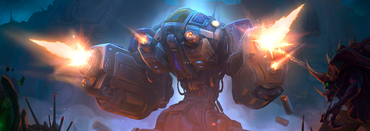 Heroes Brawl of the Week, January 25, 2019: Braxis Outpost