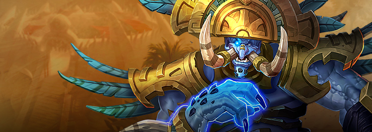Developer Insights with Joseph Magdalena: The Season of Rastakhan!