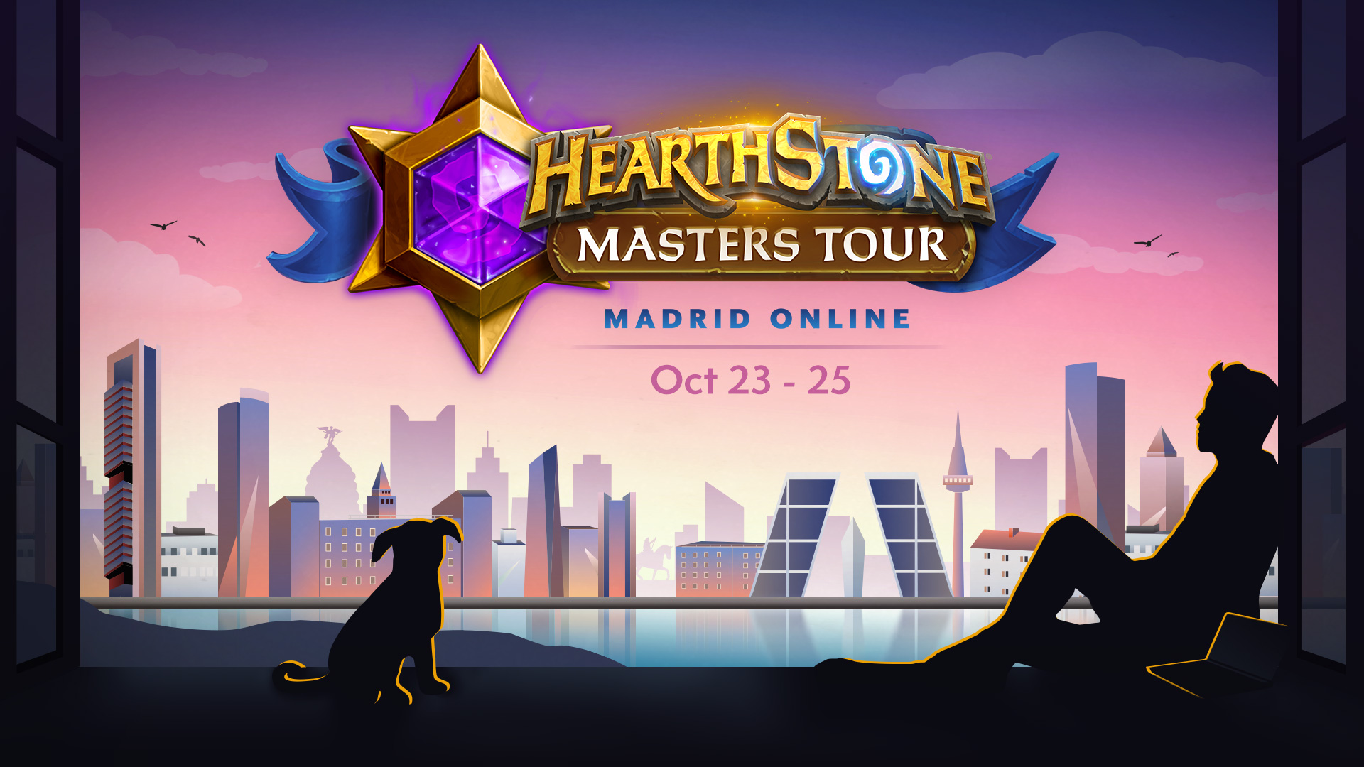 Hearthstone Masters Tour Online: Madrid Viewer's Guide