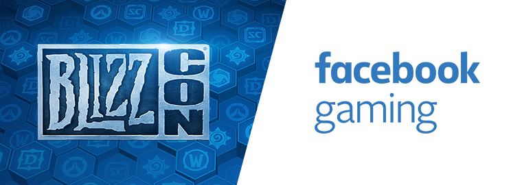 Facebook Gaming to Run BlizzCon Livestreams with In-Stream