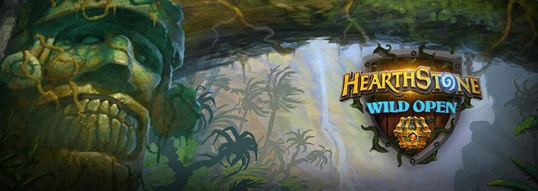 Hearthstone Wild Open 2018
