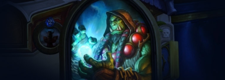 Fireside Duel – Mage vs. Shaman