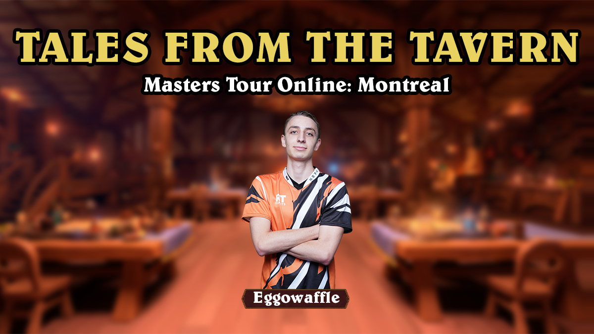 Tales from the Tavern: Eggowaffle