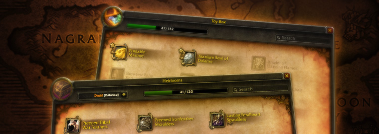 Warlords of Draenor: UI Improvements