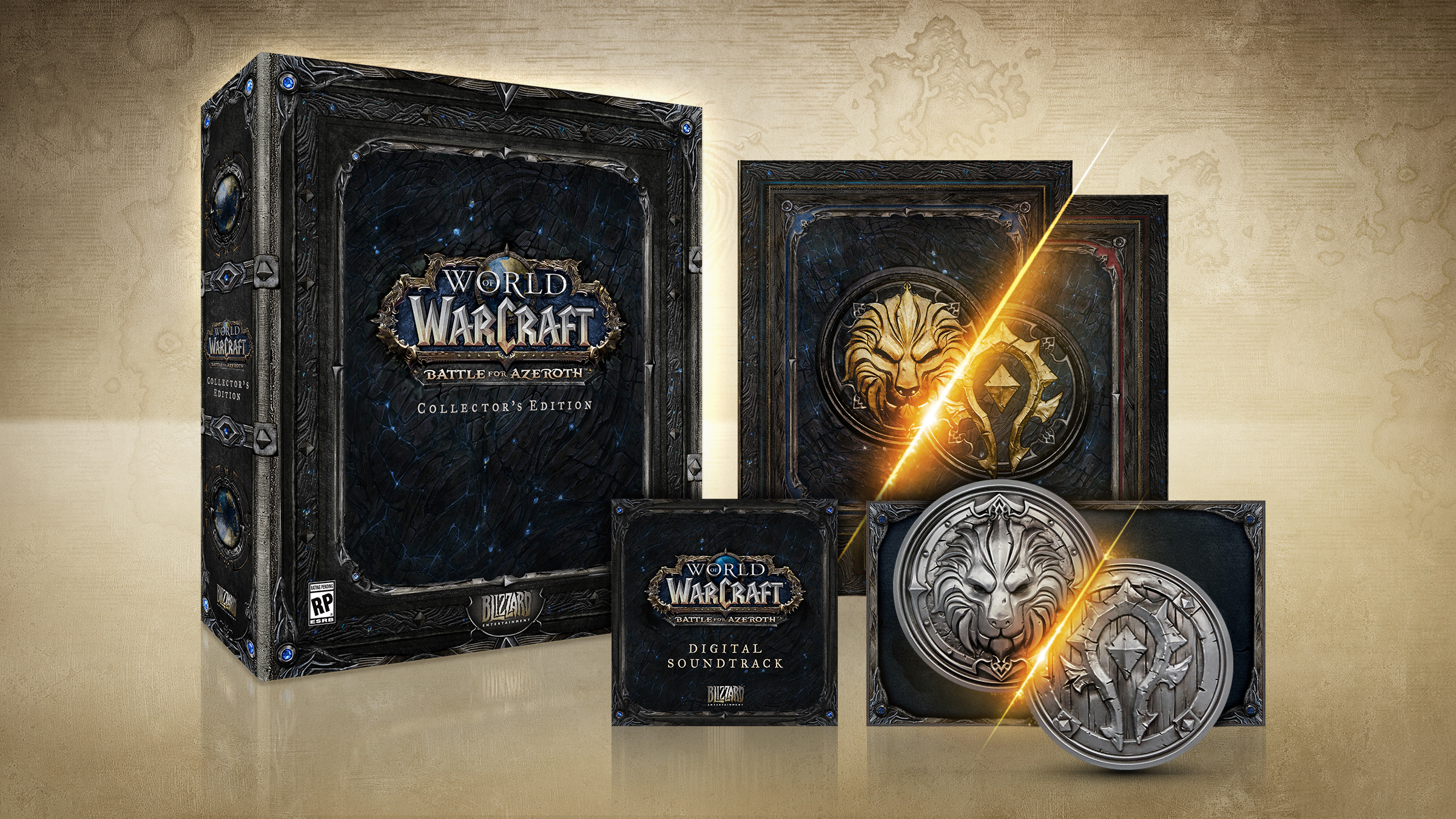 Battle for Azeroth™: Collector's Edition