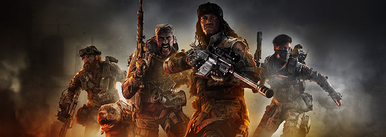 Gear Up and Get in Early on the Call of Duty®: Black Ops 4 PC Beta