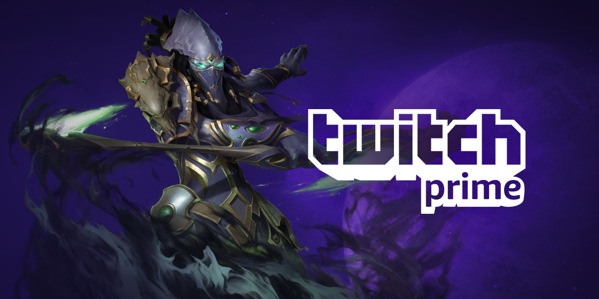 New StarCraft II Loot for Twitch Prime Members