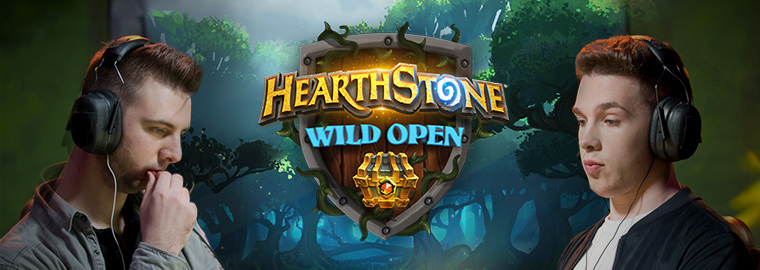 Hearthstone's First Wild Open Champion