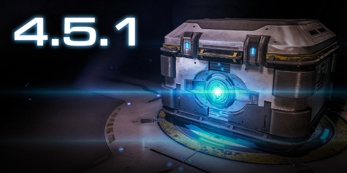 Note della patch 4.5.1 di StarCraft II