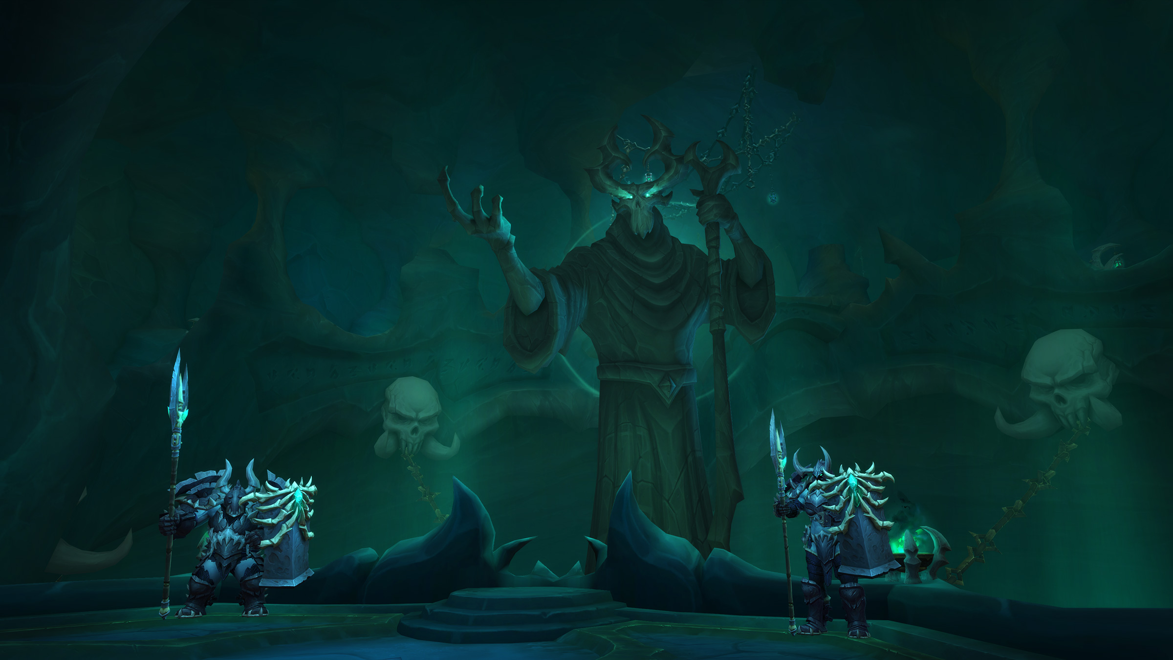 Necrolord Covenant: A Closer Look Inside the Might of Maldraxxus
