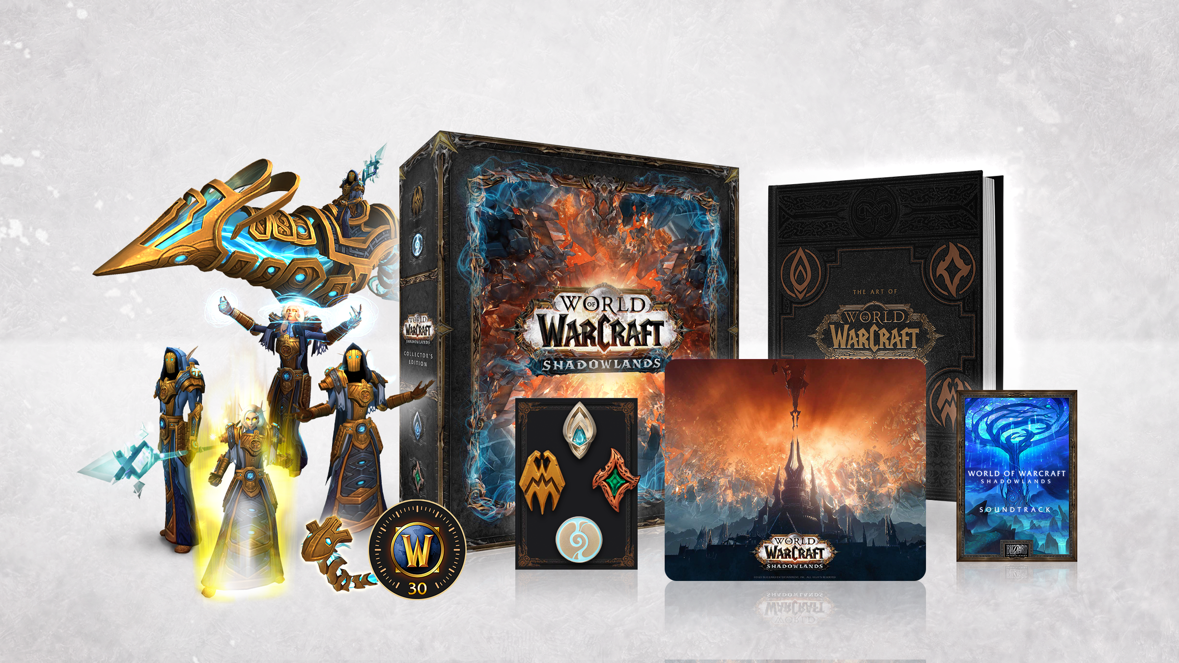 [Updated Aug. 27] Get the Shadowlands Collector's Edition