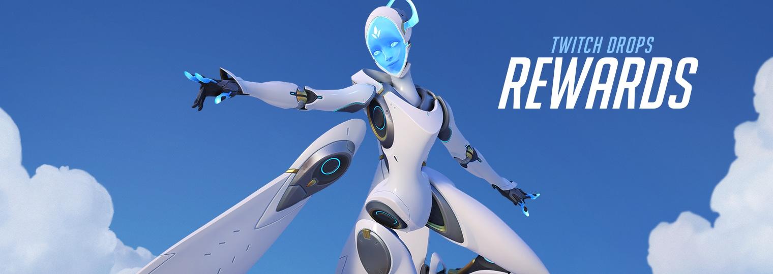 Celebre a nova heroína de Overwatch com recompensas temáticas da Echo!