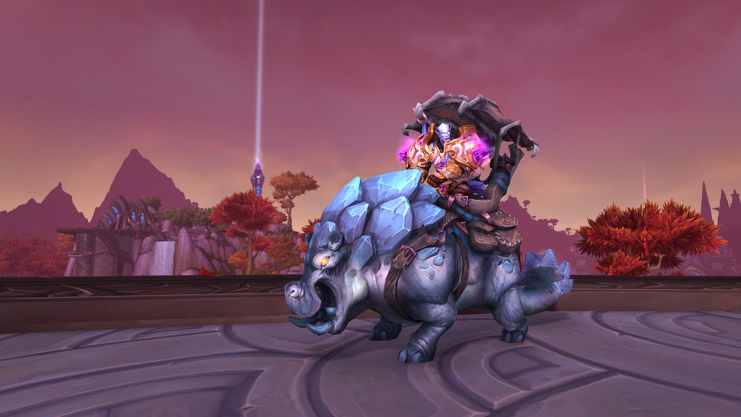 Warlords of Draenor: Mounts, Pets, and More