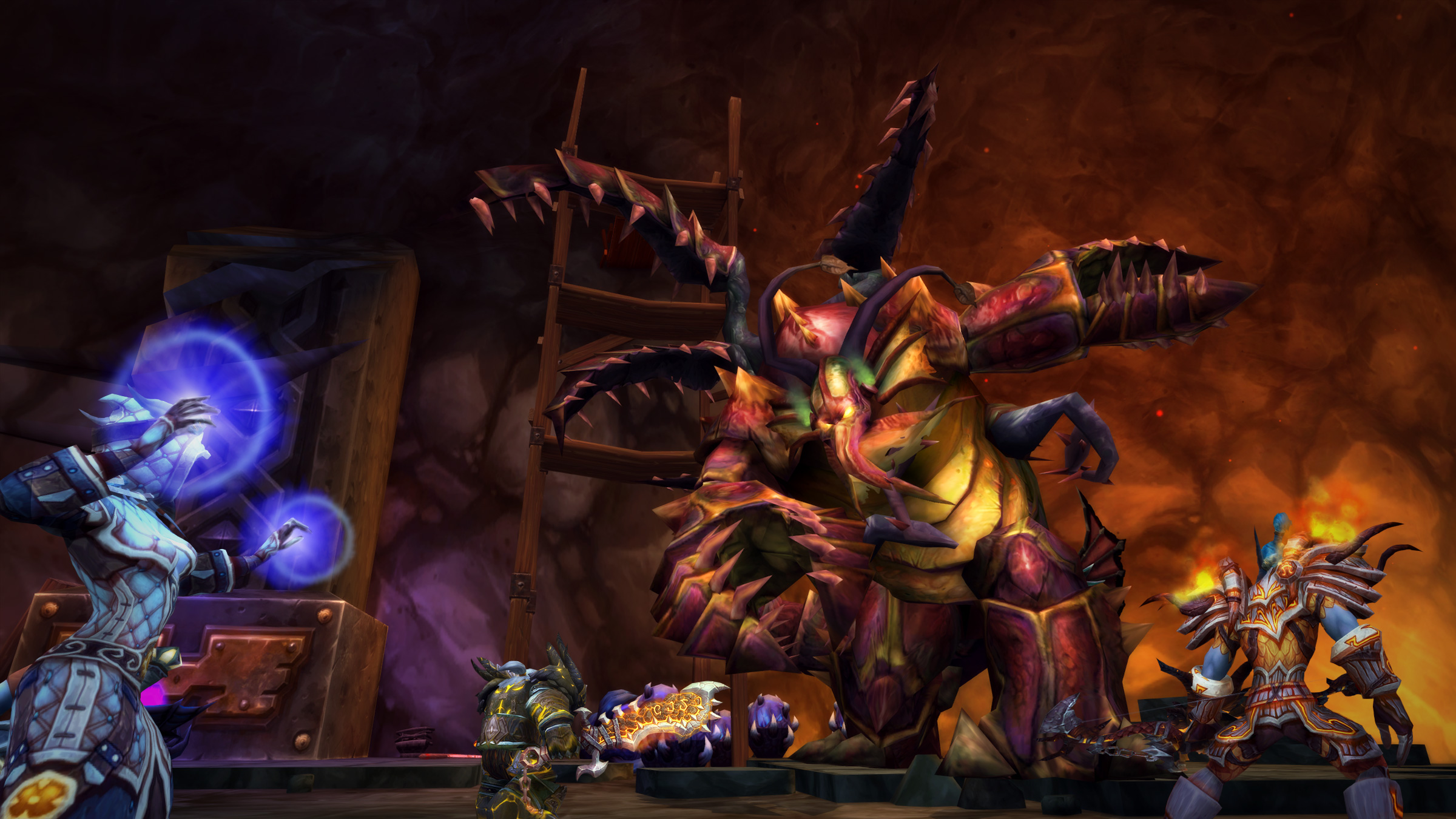Weekly Bonus Event: Timewalking Cataclysm
