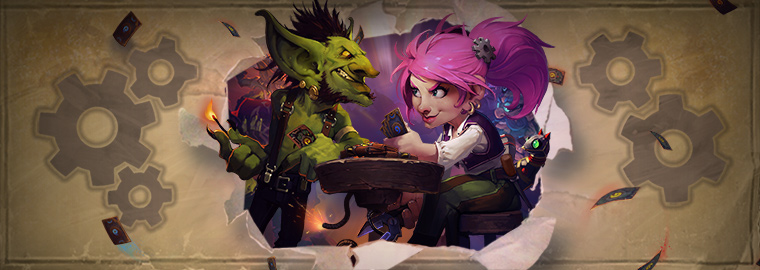 Hearthstone Patch Notes – 2.0.0.7234 – Get in Gear with Goblins vs Gnomes – Now Live!
