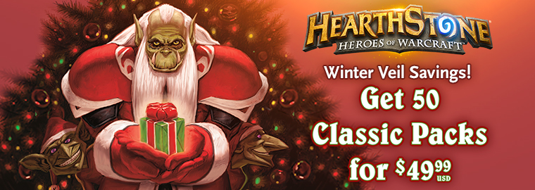 Bundle Up for Winter Veil!