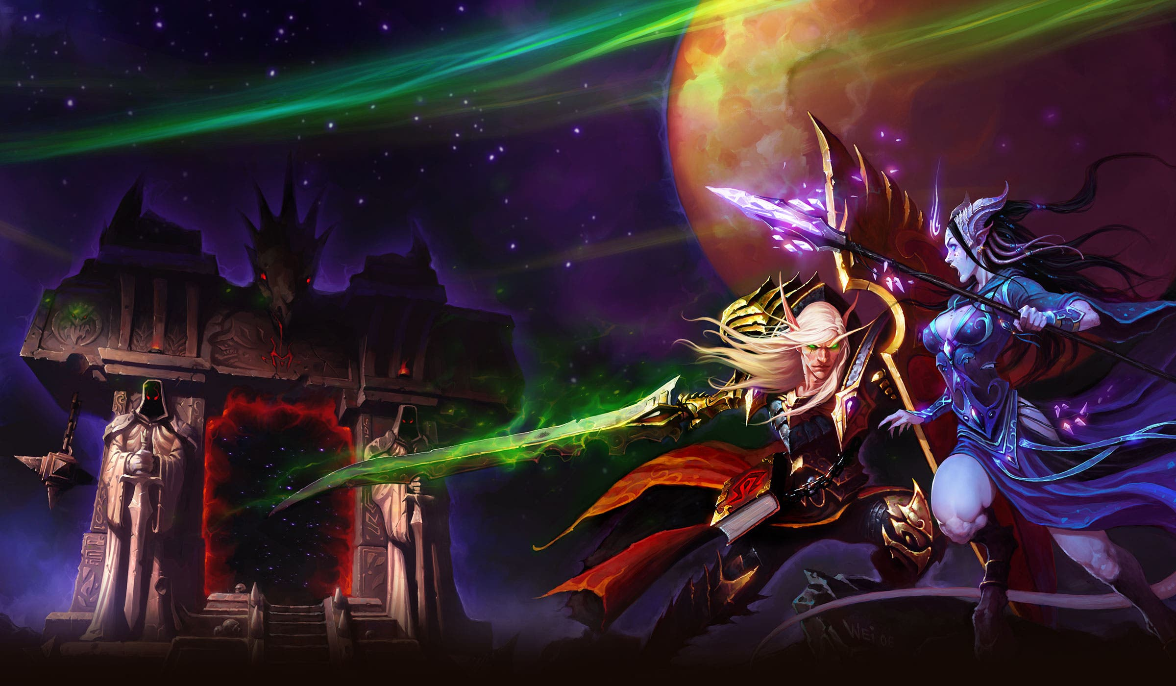 Enhance Your Burning Crusade Classic™ Experience with the Dark Portal Pass and Deluxe Edition