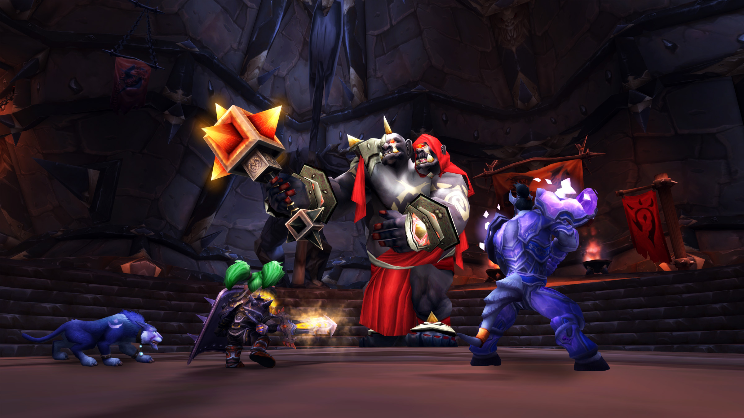 Timewalking Dungeon Event: The Burning Crusade: October 17–24