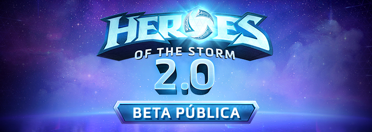 Notas de la beta pública de Heroes of the Storm 2.0 — 29 de marzo de 2017