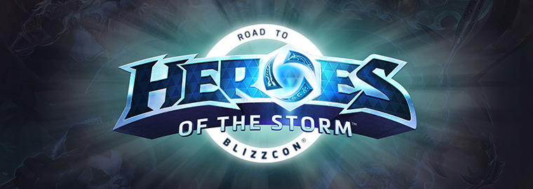 Heroes of the Storm World Championship Announced!