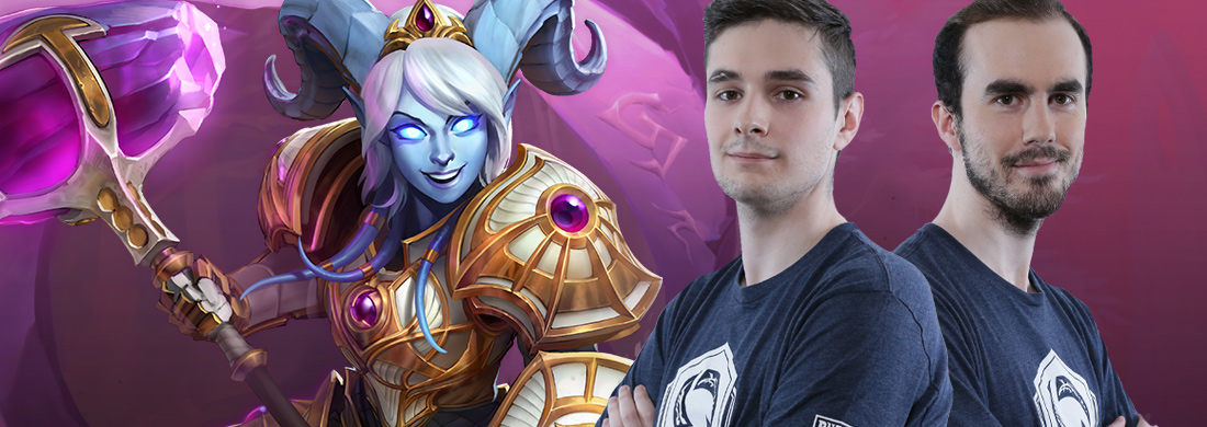 Yrel Tips From Zarmony And Robadobah Heroes Of The Storm Blizzard News Ragnaros sonya thrall xul yrel. yrel tips from zarmony and robadobah