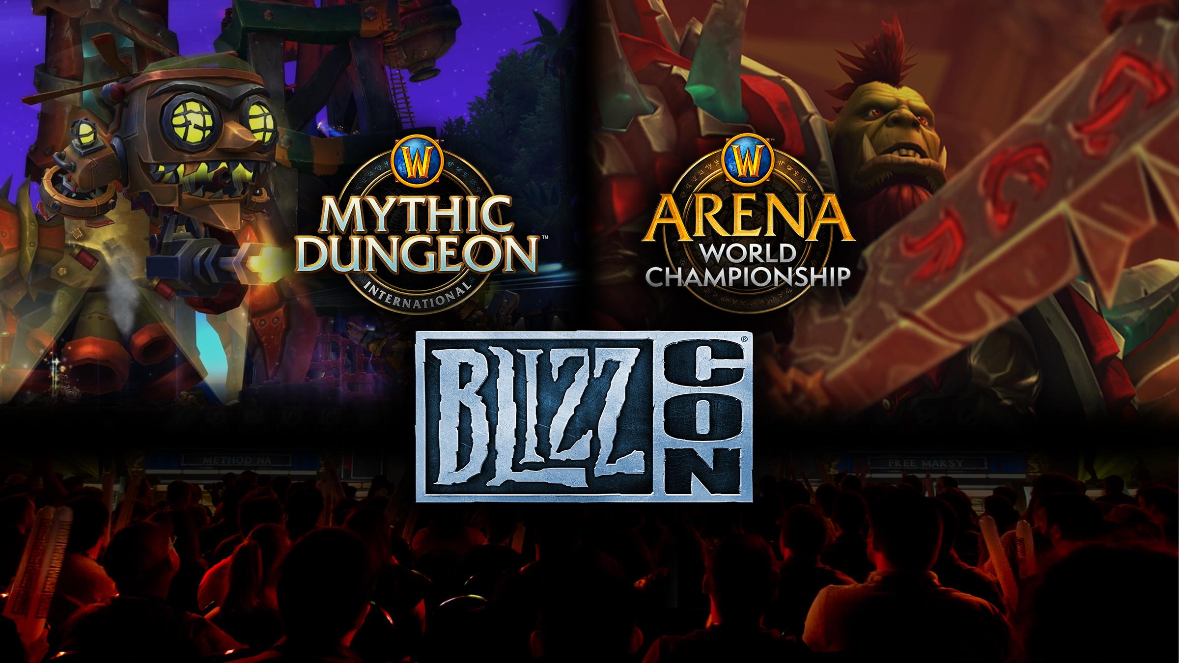 L'e-sport de World of Warcraft à la BlizzCon 2019