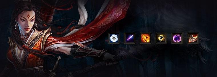 Diablo III теорикрафт: чародей от Brvzerx